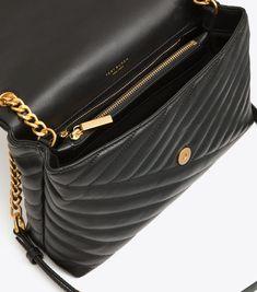bcbc089befe3 Tory Burch Kira Chevron Flap Shoulder Bag