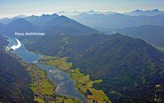 Reiselust - Haus Aichholzer Weissensee Innsbruck, Austrian Airlines, Mountains, Nature, Travel, Photovoltaic Systems, Villach, Filling Station, Graz
