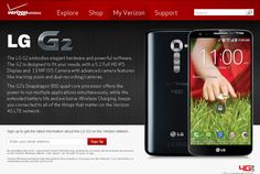 Verizon Confirms LG G2 Will Launch September 12 for $199 #ZAGGdaily #Verizon #phonelaunch #sept12 #LGG2