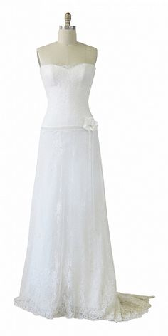 KAREN WILLIS HOLMES - 'Victoria' bridal gown