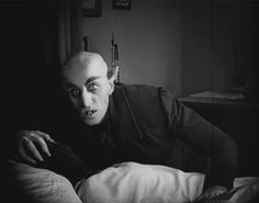 Nosferatu movie scene