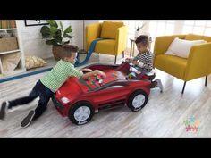 Speedway Play N Store Activity Table - KidKraft Activities, Design