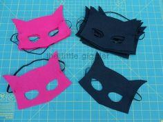 Batman/Batgirl Masks