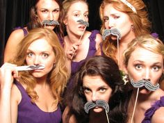 Awesome bridesmaid #photobooth shot in the Shutterbooth :) www.shutterbooth.com