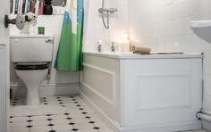 Transform your bath with our tutorial!