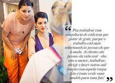 Motivação = O amor por pessoas e seu desenvolvimento! Cristina Zanetti, consultora de estilo pessoal