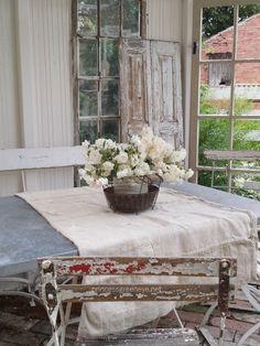 princessgreeneye: wer braucht eine Gartenlaube (1.Teil)................
