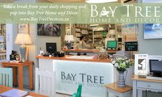 Bay Tree Home and Decor is located in the South Coast Mall on KZN, our coffee shop sells home made food and our decor section has something for everyone. Bathroom Accessories, Decorative Accessories, Take A Break, Everyday Items, Custom Furniture, Scented Candles, Coffee Shop, Bedroom Decor, Pop