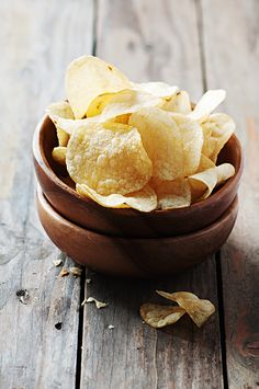 Potato chips by Oxana Denezhkina on 500px