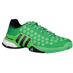 best website 912f2 c40b1 Scarpe da tennis - Adidas Barricade 2015 - Flash calce e nero - Uomo -  misura 9