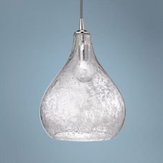 Seeded Gl Pendant Lighting