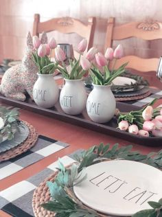 Spring Farmhouse Decor Ideas