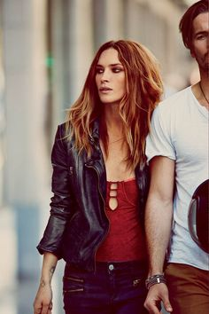 free people wedding3 Erin Wasson Has a Vegas Wedding in Free Peoples March Lookbook