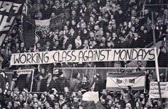 Working Class Against Mondays