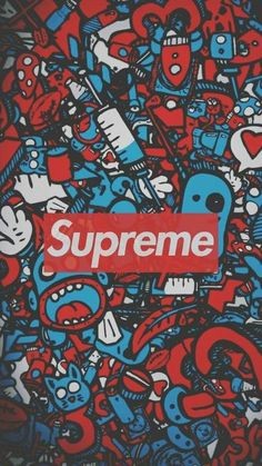Supreme wallpaper collection for mobile Deadpool Wallpaper, Glitch Wallpaper, Cartoon Wallpaper, Graffiti Wallpaper Iphone, Crazy Wallpaper, Pop Art Wallpaper, Iphone Background Wallpaper, Galaxy Wallpaper, Logo Wallpaper Hd