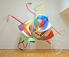 Frank Stella - K 43, 2008