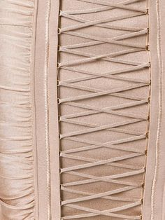 Купить Balmain lace-up pencil skirt в Petra Teufel from the world's best…