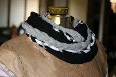 loop and braid scarf