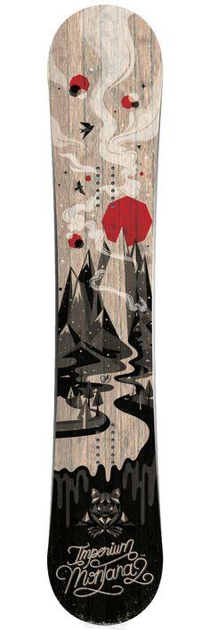 imperium snowboard