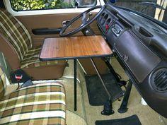 westfalia cab table