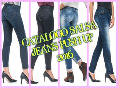 CATALOGO SALSA JEANS PUSH UP 2016