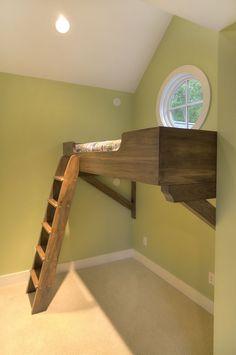 small space solution - MAC Custom Homes