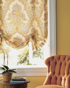 Formal Shade - Martha Stewart DIY Decorating