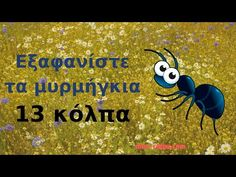 (640) 13 κόλπα για να εξαφανίσετε τα μυρμήγκια - YouTube Projects To Try, Cleaning, Pets, Videos, Blog, Animals, Home Decor, Youtube, Bracelet Patterns