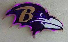 https://www.etsy.com/listing/238153215/baltimore-ravens-3d-lighted-sign-mdf?ref=shop_home_active_1 Baltimore Ravens Inspired 3D Lighted Sign $85. Handmade