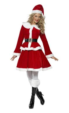 Costume Ideas for Women: Top 5 Sexy Santa Girl Costumes for ...