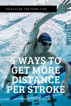 As I left the pool today, my swimming technique became very apparent to me. When I was younger, I was a competitive swimmer and distance per stroke wa Pool Workout, Swim Workouts, Pool Exercises, Swim Training, Triathlon Training, How To Swim Faster, Half Ironman Training, Freestyle Swimming, Triathlon Motivation
