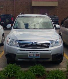 fail license plate