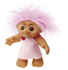 A pink troll - scary?