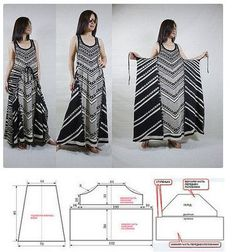 best Ideas for sewing christmas clothes Fashion Sewing, Diy Fashion, Fashion Outfits, Fashion Ideas, Dress Sewing Patterns, Clothing Patterns, Sewing Shorts, Sewing Baby Clothes, Modelos Fashion