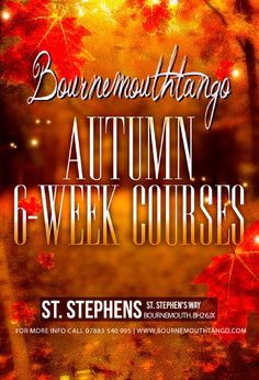 Autumn courses 6th series