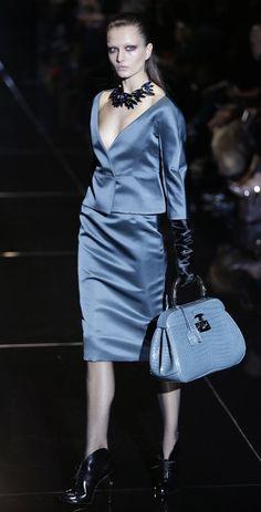 #Gucci Milan Fashion Week 2013 Gucci