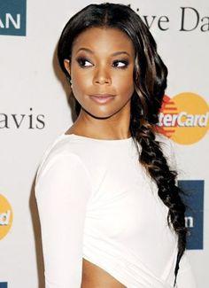 Terrific Keke Palmer The Secret And Crown Braids On Pinterest Short Hairstyles For Black Women Fulllsitofus