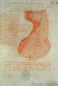Drawing of the Ironwork Casting Mould for the Head of the Sforza Horse, Fol. 57 (recto), from the Codex Madrid I, (pen & brown ink on paper) by Leonardo da Vinci from National Library of Spain Mirror Writing, Horse Sketch, High Renaissance, Horse Sculpture, Canvas Prints, Art Prints, Michelangelo, Art Reproductions, Poster Size Prints
