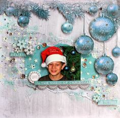 Kaisercraft Christmas collections 2015 Cathy Can't Help Herself: Kaisercraft DT - Shabby Chic Christmas with Silver Bells Shabby Chic Christmas, Vintage Christmas, Christmas Cards, Christmas Layout, Christmas Things, Scrapbooking Layouts, Scrapbook Cards, Scrapbook Albums, Christmas Scrapbook Paper