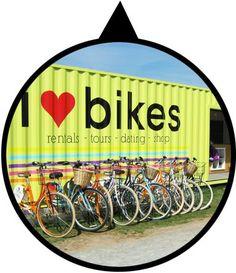 i heart bikes, Halifax bike shops, Halifax bike rental, buy local Halifax, Halifax Tours
