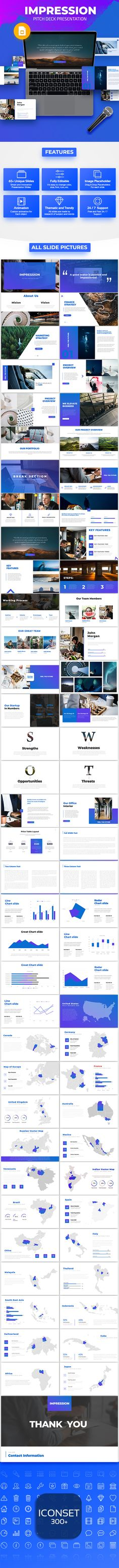 855 best Powerpoint Template images on Pinterest | Keynote template ...