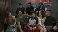 INSIDE TV Comic-Con 2013 - Teen Wolf Interview on Vimeo