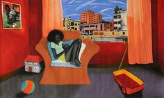 Zwelethu Mthethwa is a South African painter that has gotten mass acclaim in South Africa. He uses a wide range of vivid colours to depict local people going about their daily lives; Vivid Colors, Colours, Natural Hair Art, Ap Studio Art, Only Child, Art Story, Afro Art, African American Art, Art For Art Sake