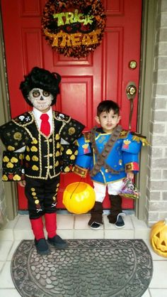 The Book of Life Manolo and Joaquin