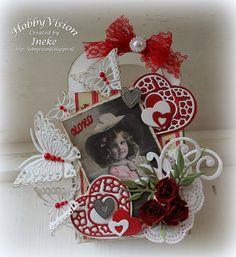 "Ineke""s Creations: Hearts"