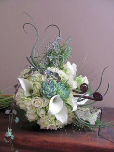 """#""""succulent bouquet"""""""