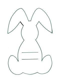 Com um porta-talheres para Páscoa feito de feltro seu almoço de Páscoa com certeza será um grande sucesso. Porta Talheres para Páscoa Passo a Passo Para fazer este fofo e diferente artesanato você irá precisar de: Papel estruturado para imprimir (opcional); Papel A4 (caso a sua impressora não imprima em papel mais estruturado); Tesoura … Easter Templates, Bunny Templates, Paper Bunny, Rabbit Crafts, Diy Ostern, Easter Celebration, Easter Holidays, Spring Crafts, Easter Crafts