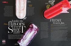 LEAN Magazine / Summer 2016 / Erika Tracy Design / Image by Erika Tracy