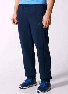 boys adidas training pants climalite OH Ess woven track bottoms girls joggers