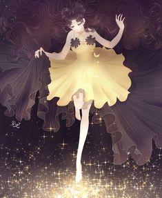 Pink Moon, Sailor Moon Crystal, Ballet Skirt, Lady, Universe Art, Artemis, Illustrations, Anime, Fashion